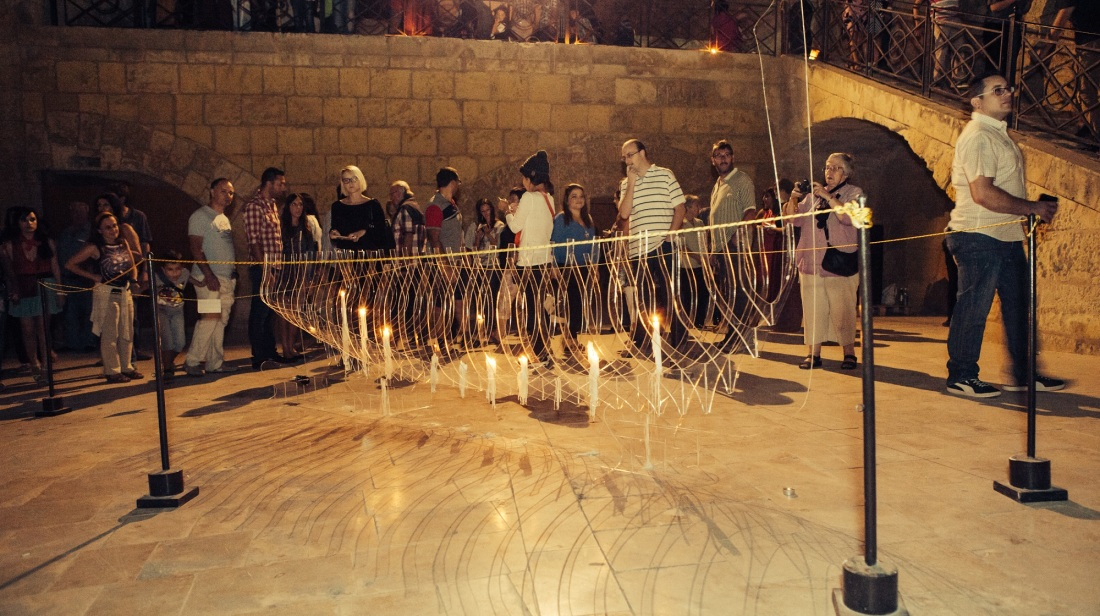Mewweġ – an art installation at Birgufest this weekend