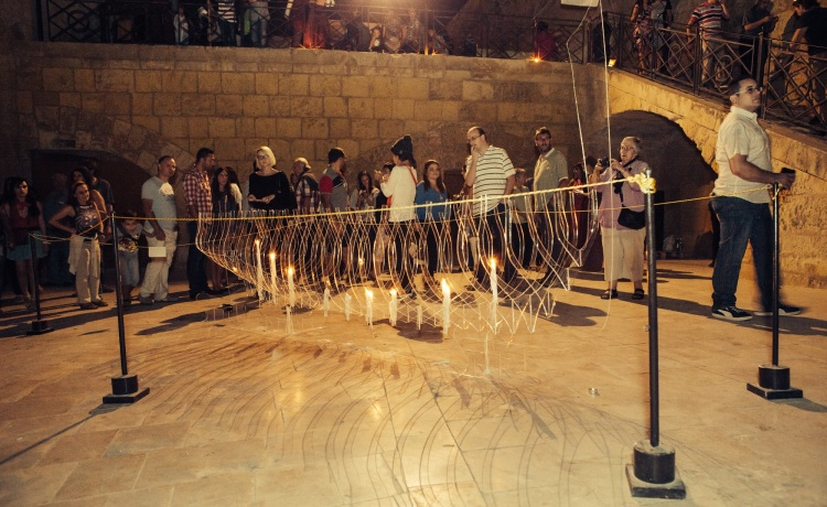Mewweġ – an art installation at Birgufest this weekend