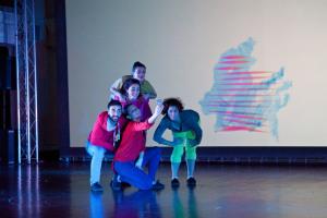 Sync in Progress - Redtape Dance Company