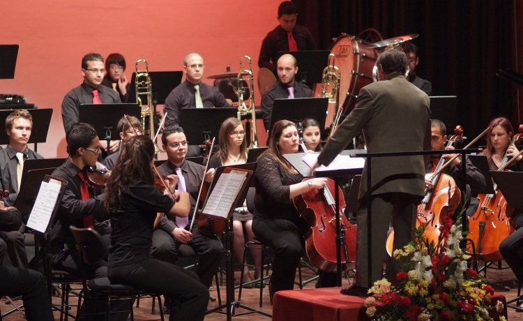 The Carnival Concert by the Malta Youth Orchestra