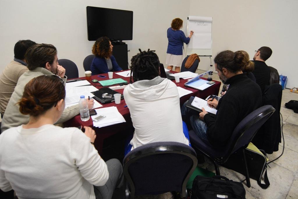 Storyworks' participants