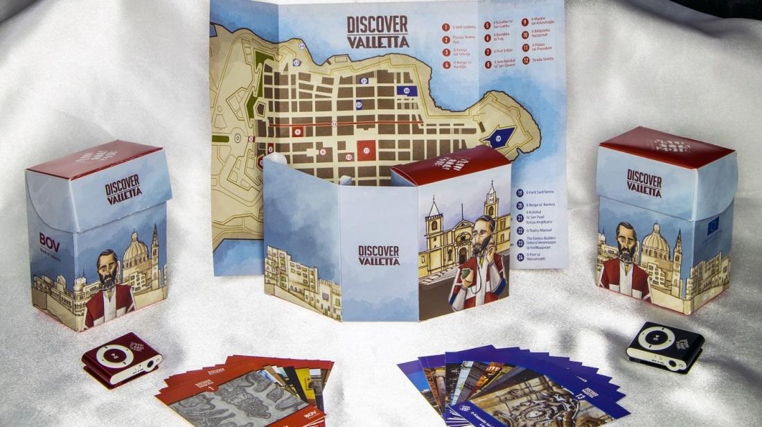 Discover Valletta: Vjaġġ b'informazzjoni affaxxinanti dwar l-istorja tal-Belt