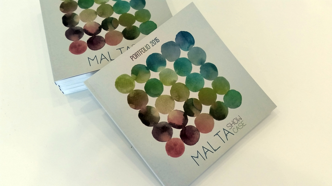 Malta Showcase Portfolio 2015 now out