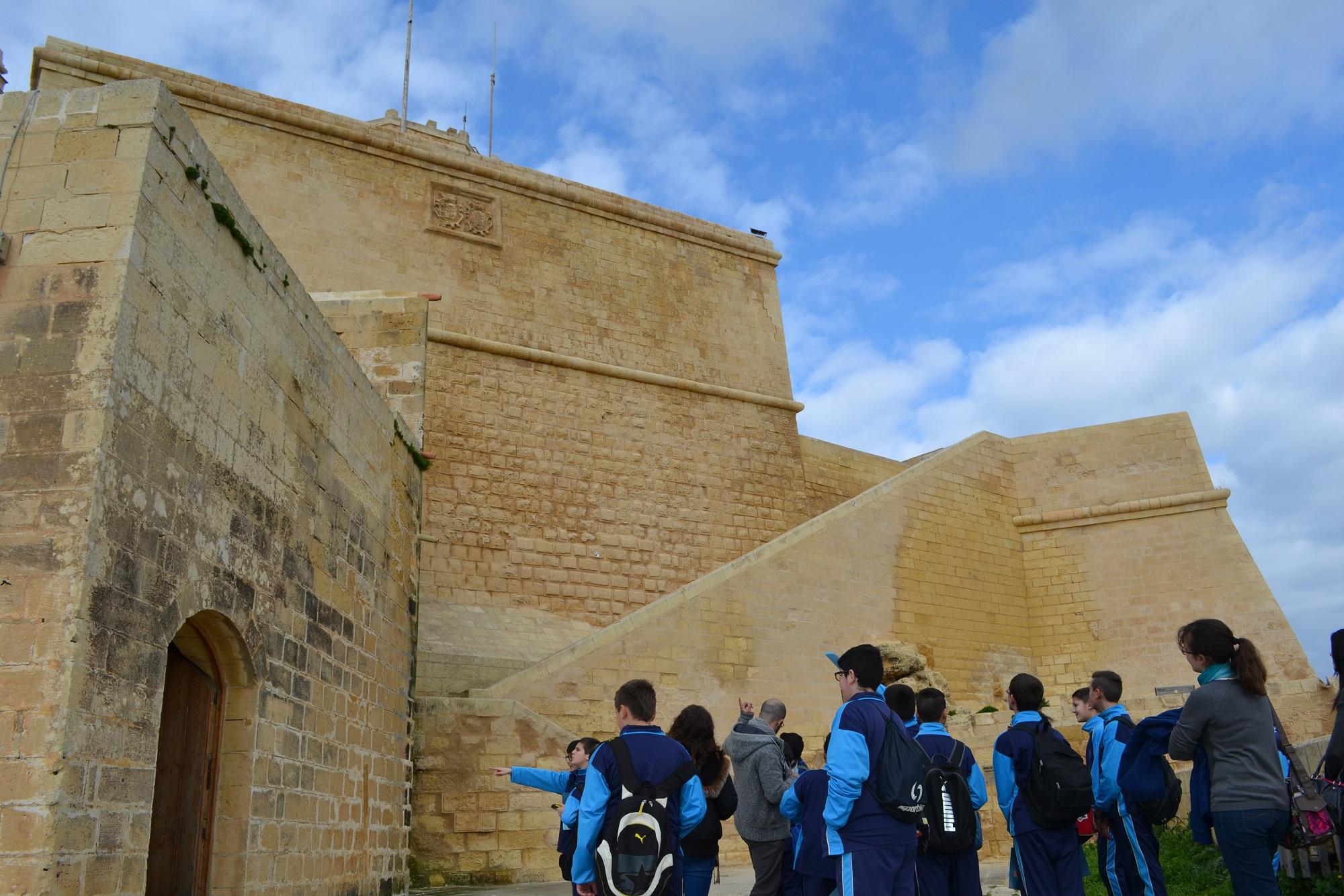 Gozo Tour - The Sentinella