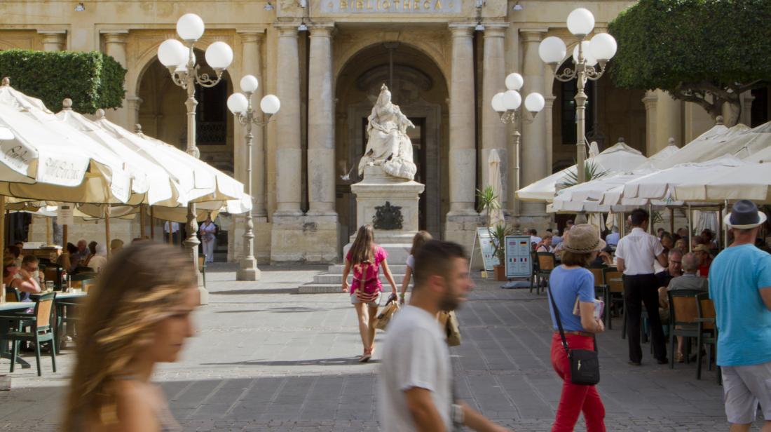 Valletta 2018 on the international map