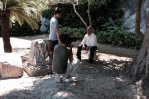 Filming Ried Ikun Jaf.