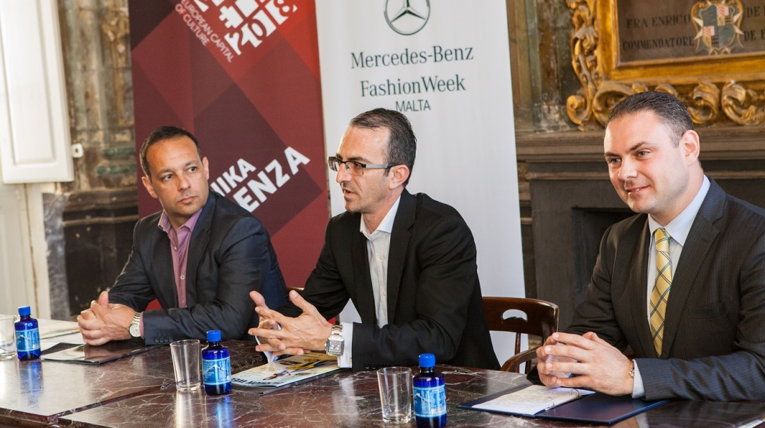 Imnedija Malta Fashion Week 2015