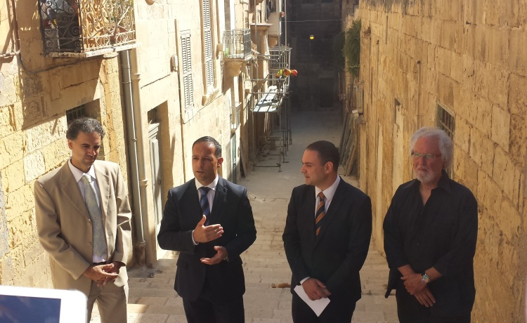 Valletta Design Cluster launched