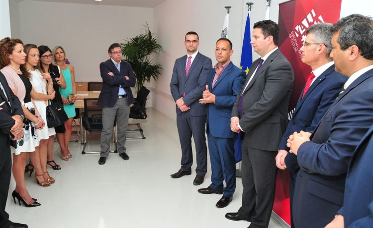 Valletta 2018 Gozo Regional Office inaugurated