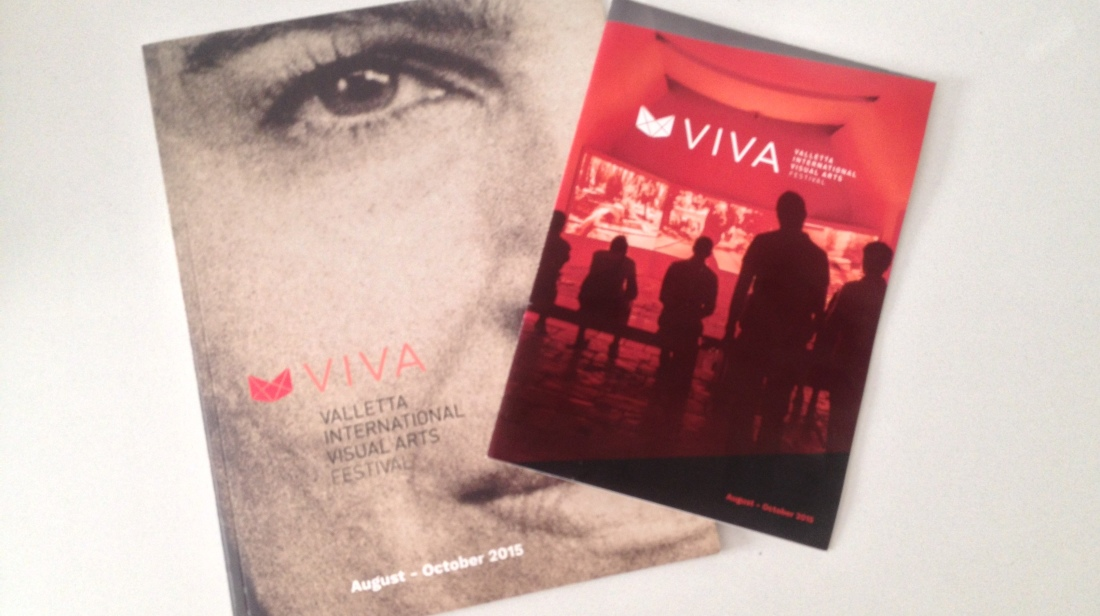 Valletta International Visual Arts (VIVA) Festival 2015 inaugurated