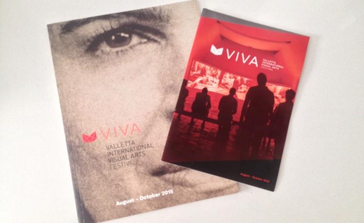Valletta International Visual Arts (VIVA) Festival 2015 inaugurated