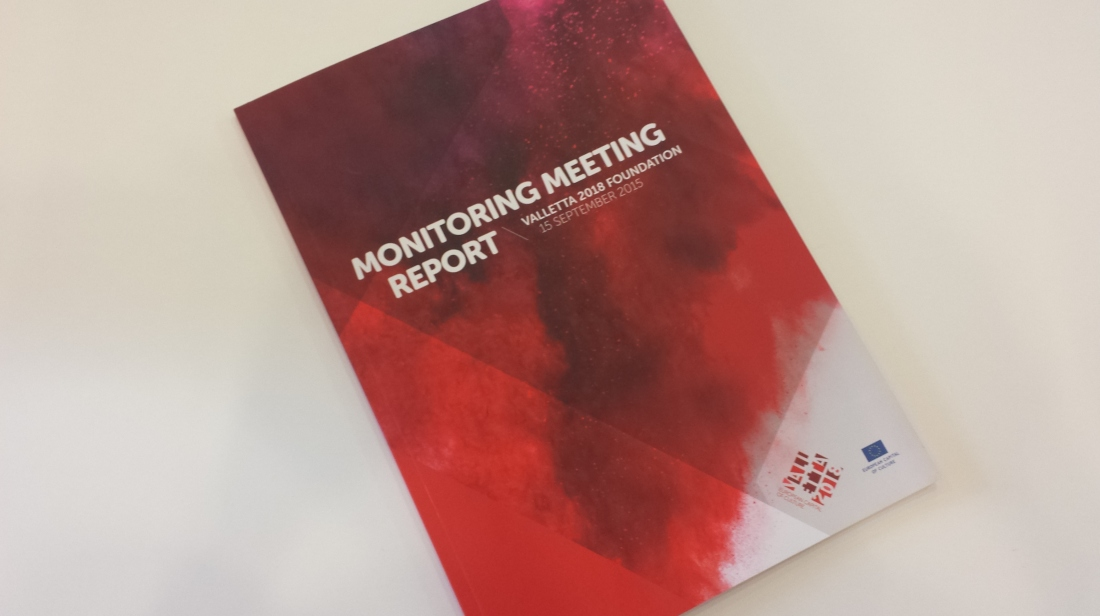 Formal Monitoring Meeting Report Published