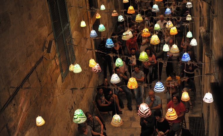 Notte Bianca attracts crowds to lesser known areas of Valletta