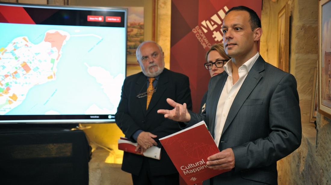 Il-Konferenza ta' Valletta 2018 dwar Cultural Mapping