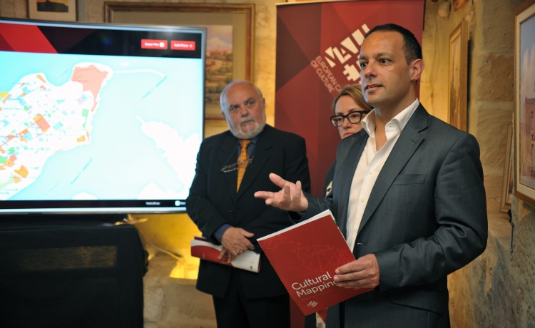 Valletta 2018 Conference on Culture Mapping