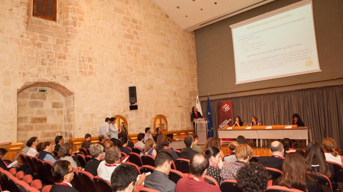 Valletta 2018 tiddiskuti l-Immappjar Kulturali f'kuntesti lokali u internazzjonali