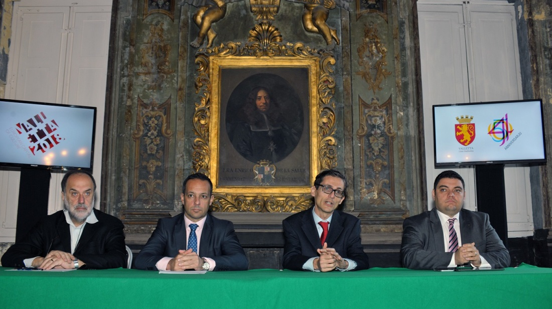 Celebrating Valletta's 450th Anniversary with a Calendar of Cultural Events