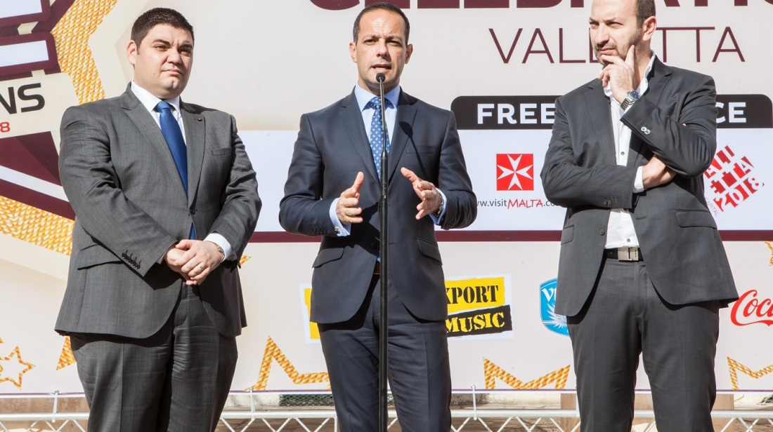 Details for Valletta New Year's Eve Celebrations Announced