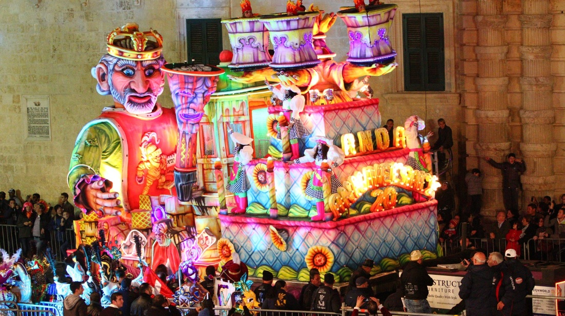 Carnival 2016 Programme Launched