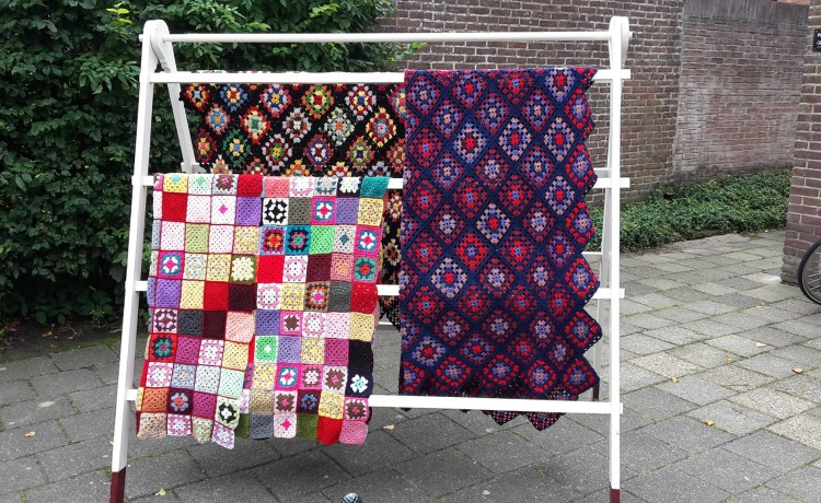 Call to Participate in an International Crochet Blanket project