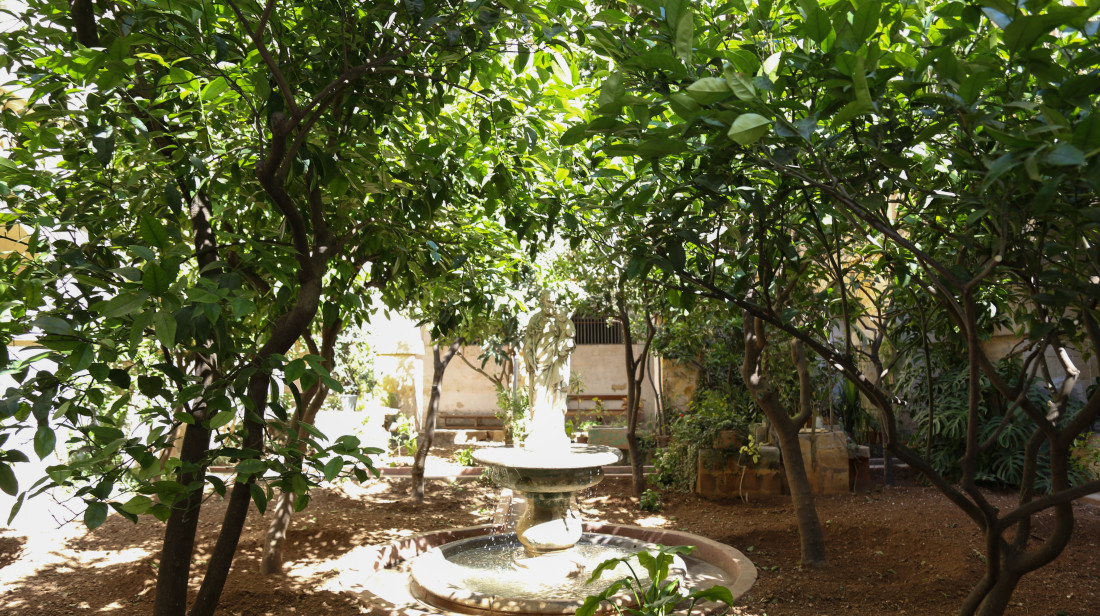 400-year-old gardens in Valletta opening to the public