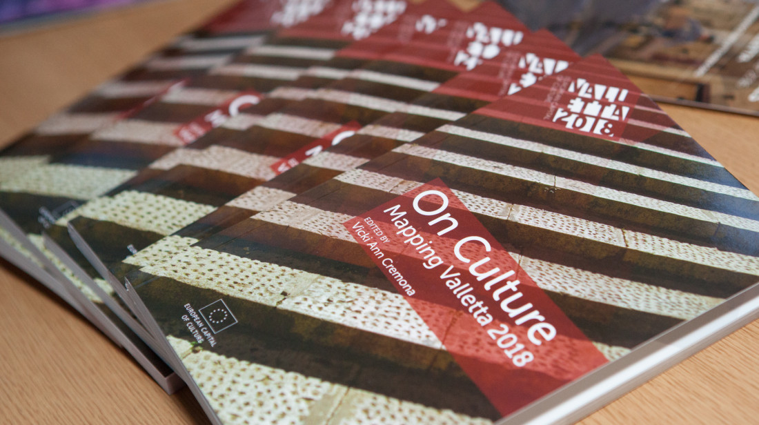 "Book launch: ""On Culture: Mapping Valletta 2018"""
