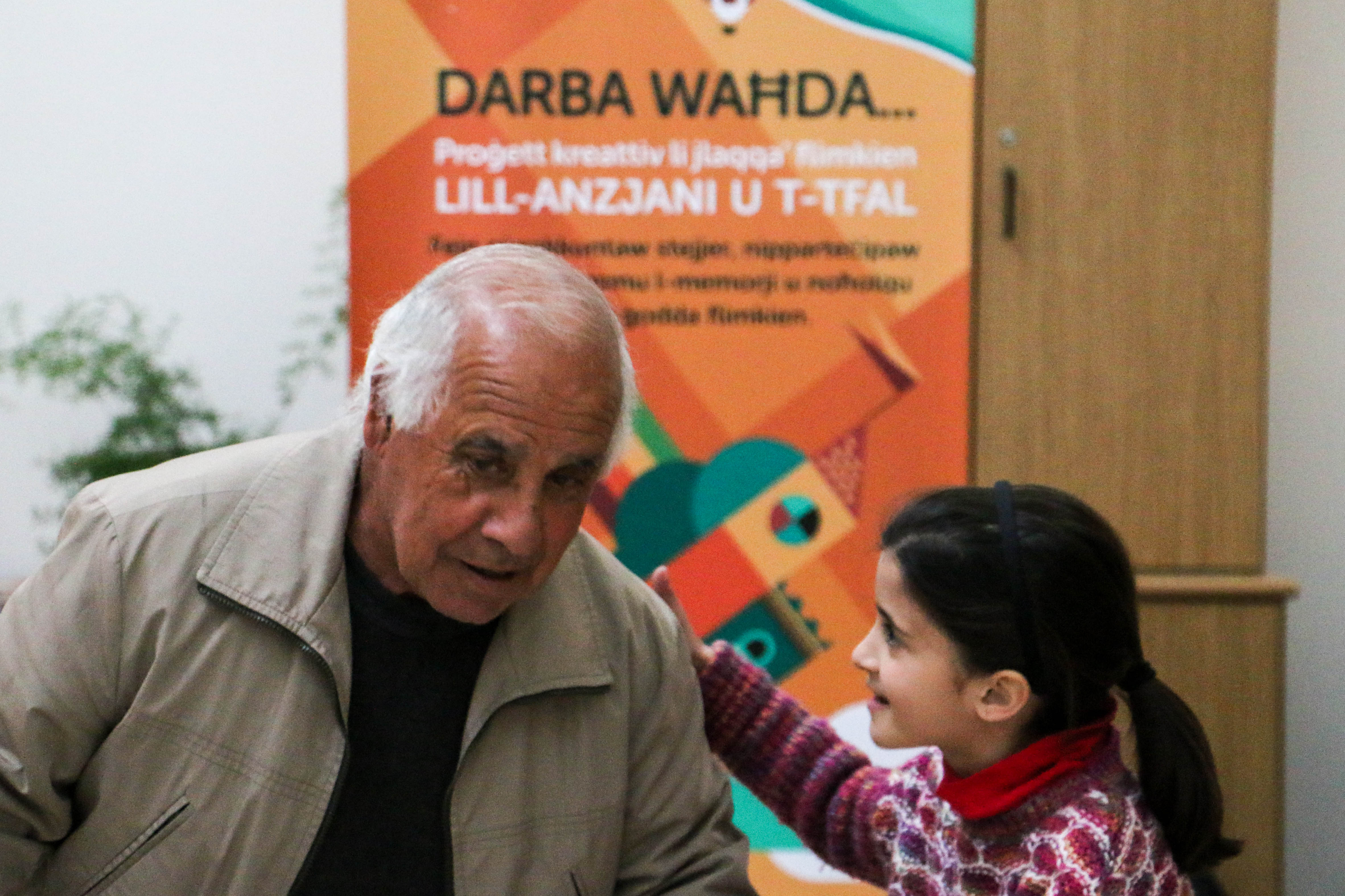 Darba Waħda bridges the generation gap
