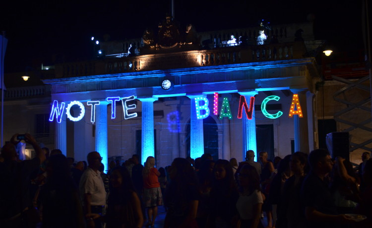 Image for Notte Bianca 2016