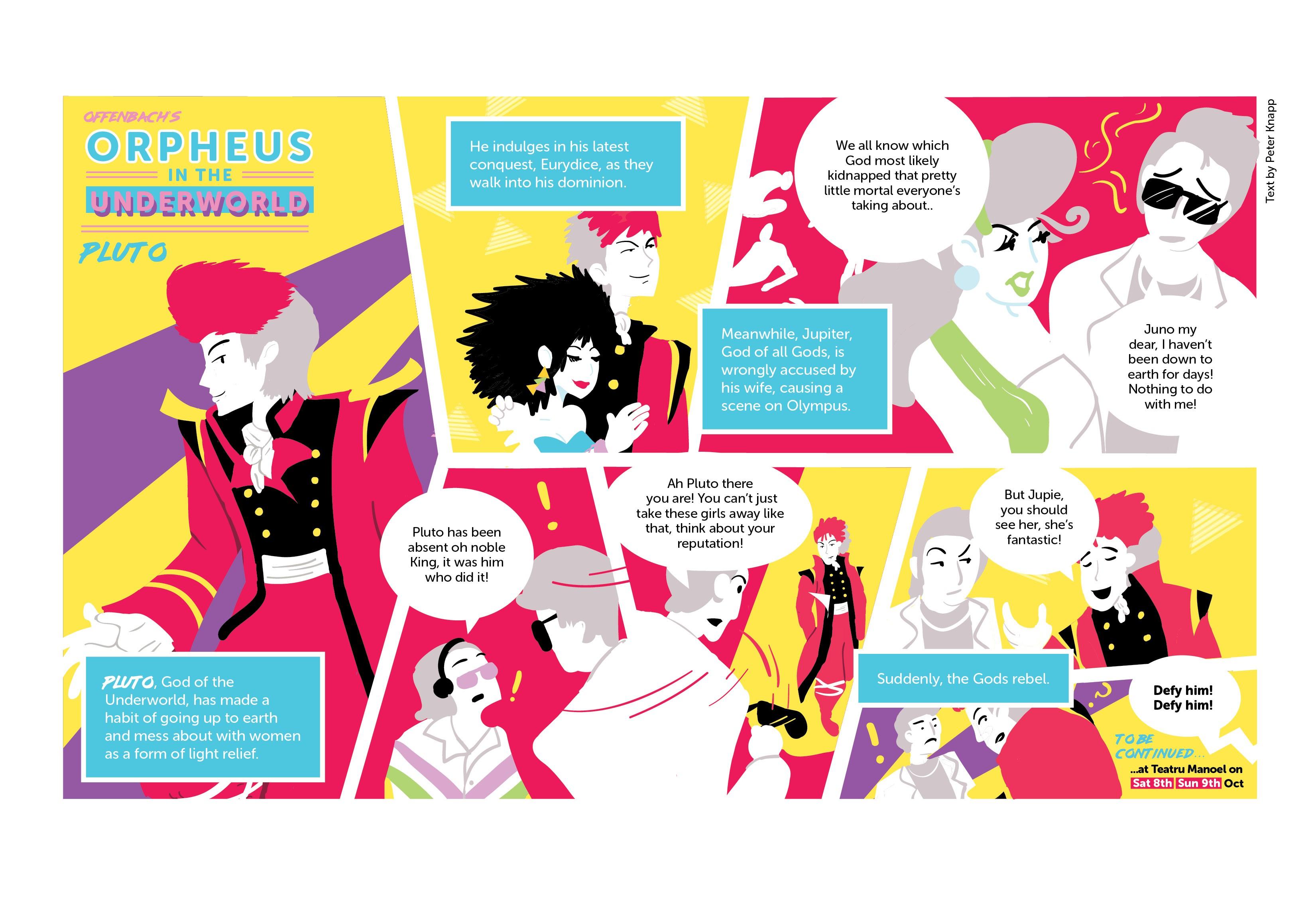 Orpheus Comic 3