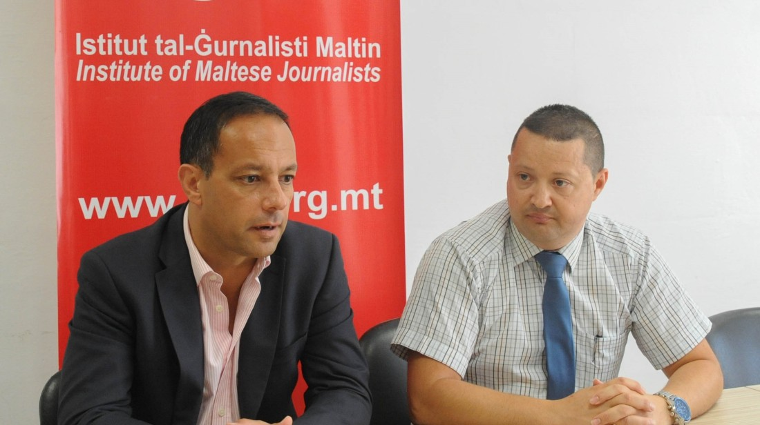 Malta Institute of Journalists and Valletta 2018 Foundation launch two local media awards