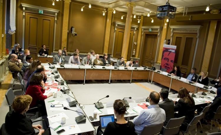 Image for Anna Lindh Euro-Mediterranean Forum 2016