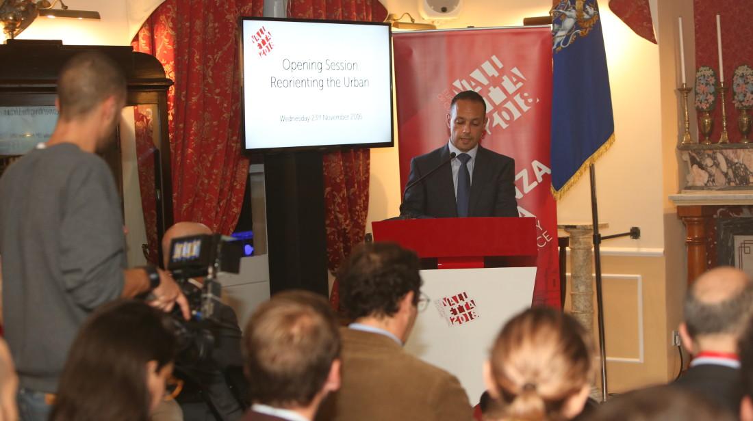 Tiftaħ il-Konferenza tal-Valletta 2018
