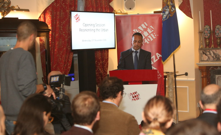 Valletta 2018 Conference Opens