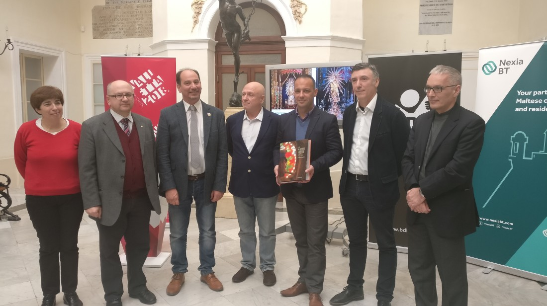 'The Maltese Village Festa' Publication Launched