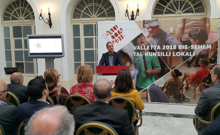 Nationwide Participation of the Valletta 2018 Cultural Programme