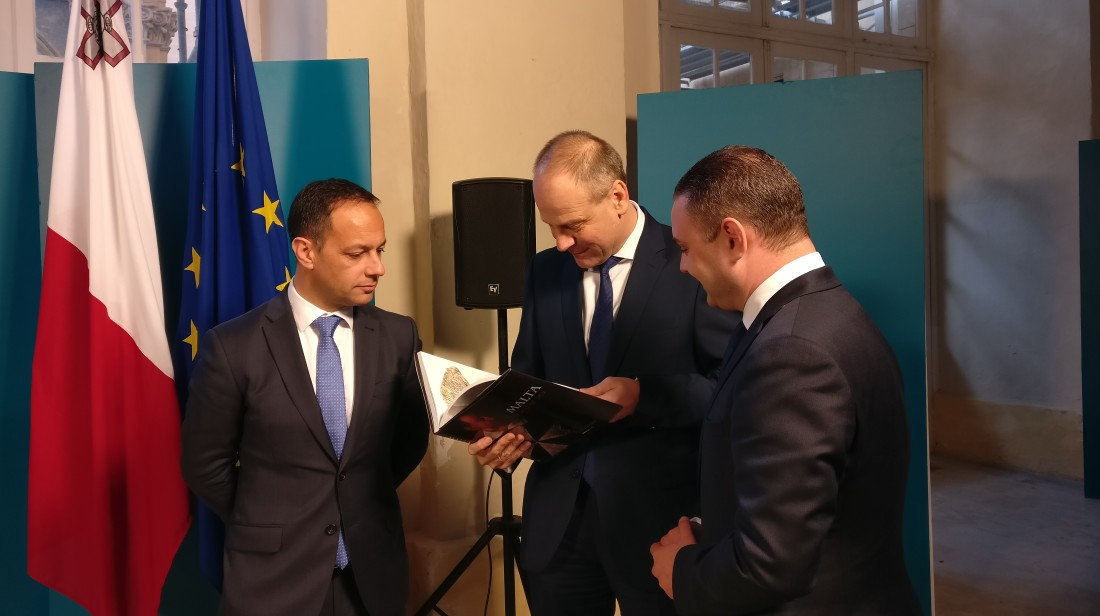European Commissioner gives stamp of approval