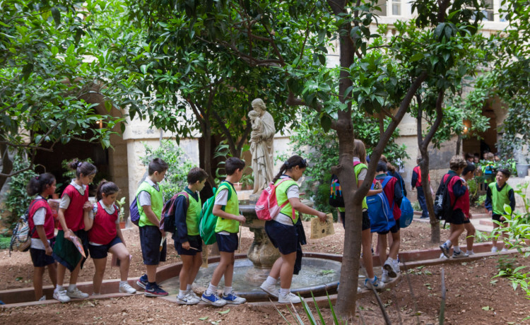 Image for Valletta Green Festival – The Garden of St Catherine's Monastery