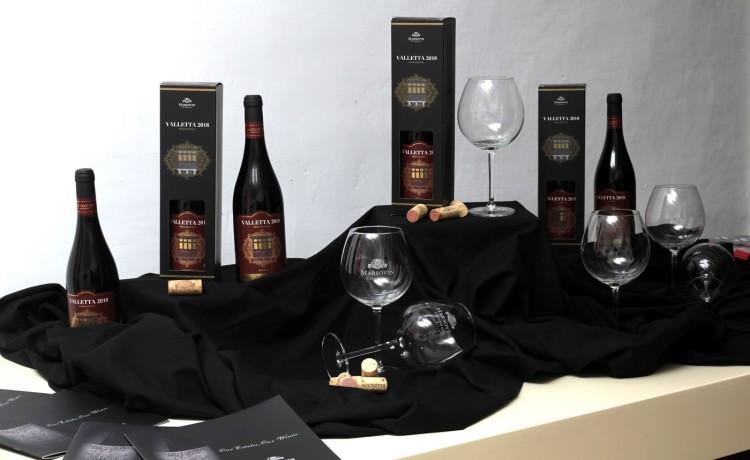 Valletta 2018 and Marsovin launch limited edition commemorative wine