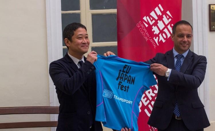 Maltese-Japanese Cultural Links Strengthened Through Valletta 2018 Foundation
