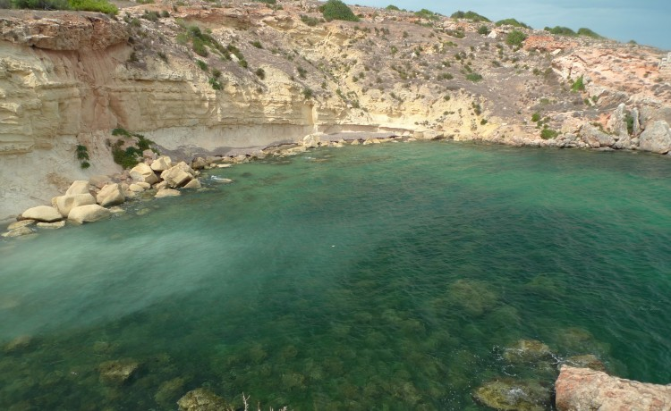 Image for Land and Sea Bed Clean Up at l-Aħrax