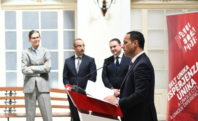 €1.5m awarded to Valletta 2018 European Capital of Culture