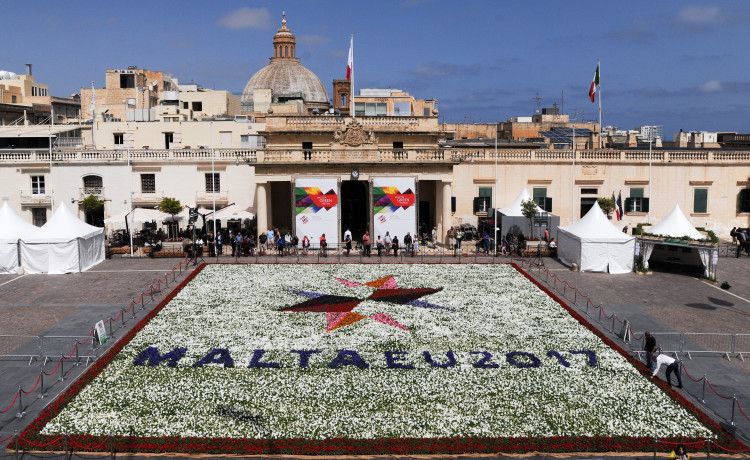 Valletta Green Festival 2017 Opens