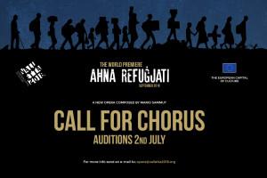 Ahna Refugjati Call For Chorus 1400 x 933