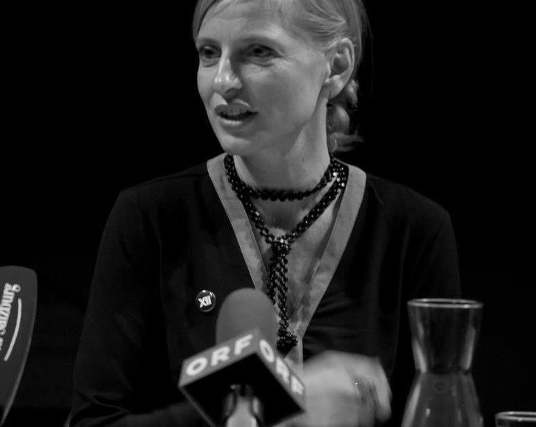 Maren Richter at the Venice Biennial 2017