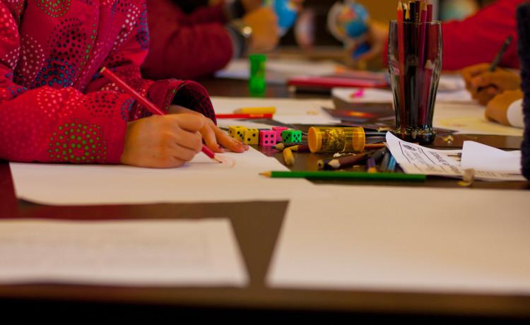 Image for Oħloq Kultura: MMLF children's workshop