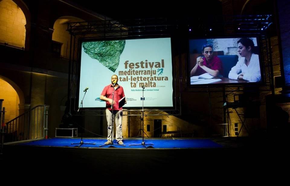 The Malta Mediterranean Literature Festival 2017