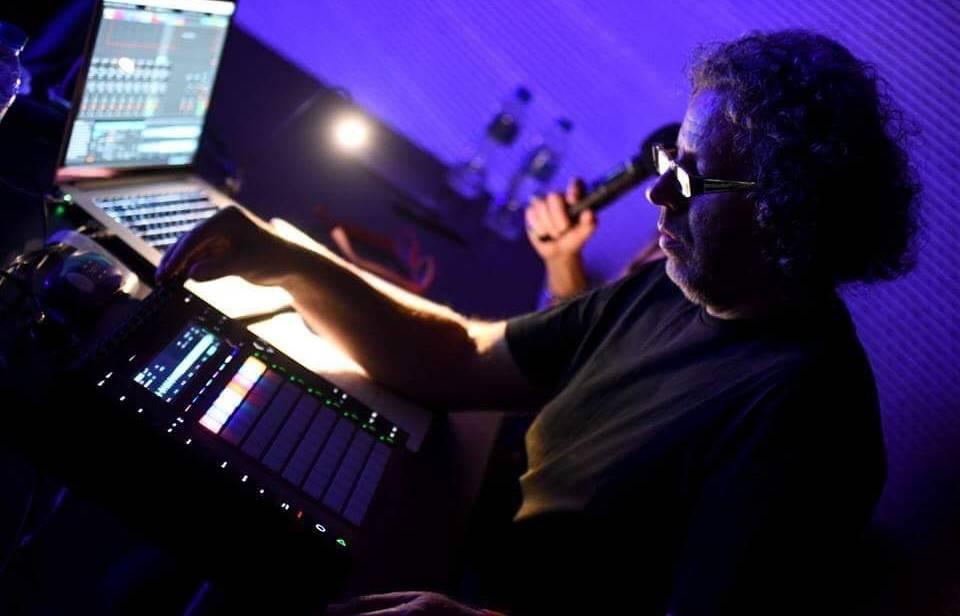 Renzo Spiteri's new project dances around sound