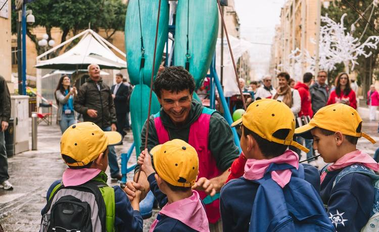 Image for ŻiguŻajg 2018 – International Arts Festival for Children and Young People