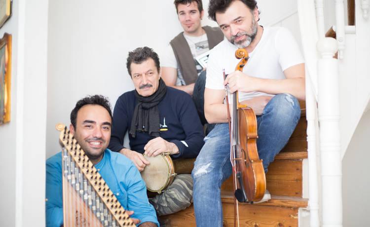 Burhan Öçal's Bosphorus Quartet