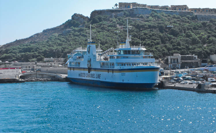 Special Transport arrangements for Gozo ferry trips